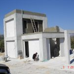 Plastering second Layer and Sealing
