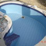 Tiled Swimming Pool of villa Armonia