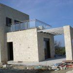 Villa Armonia under construction