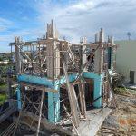 Formwork for Concrete at Villa Lavender