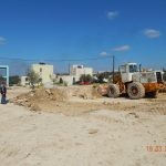 Exterior Arrangements & Excavation