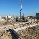 Concrete Screed Of villa Lyto & Iris