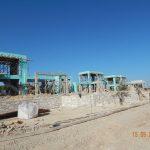 Villas Under Construction