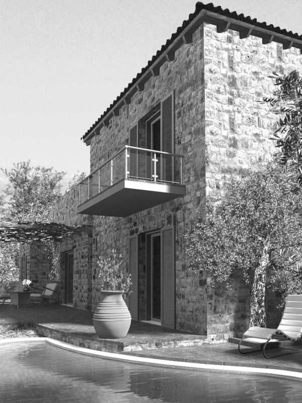 Villa Nefeli - A Traditional House with Swimming Pool
