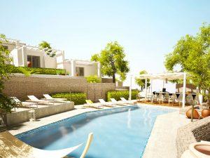 Pool Bar in Ag Galini