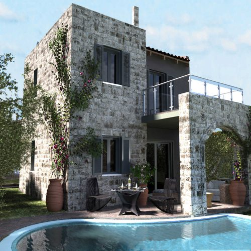 Villa Lavender Terrace with Swimming Pool