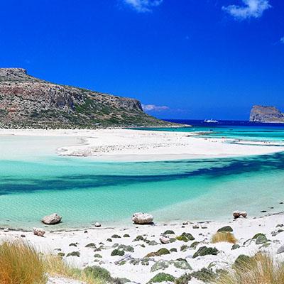 Balos Beach - Blue and Turcuoise Water