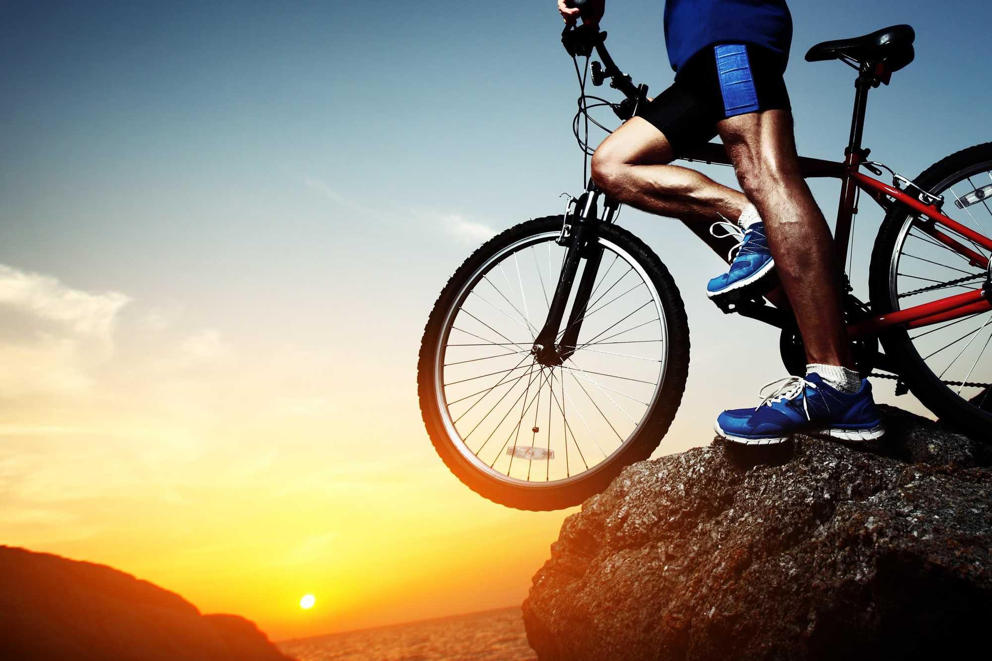 Biking Routes in Crete