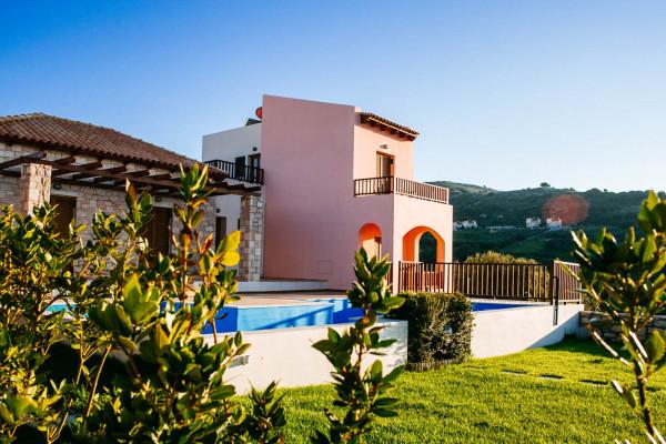 Mediterranean House in Crete