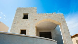 Villa Lavender Stone Walls