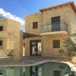 Lia Stone Villa Crete