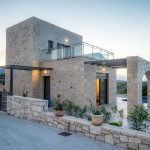 Sunset-Architecture Villa Project Loutra