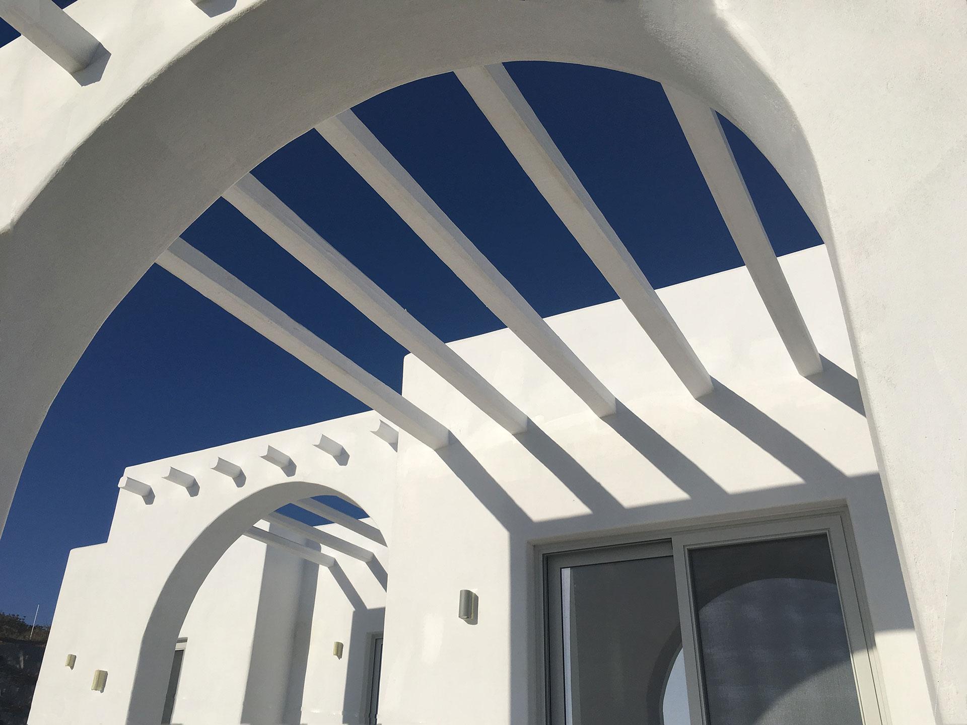 Sky Pergolas Project Galini Breeze
