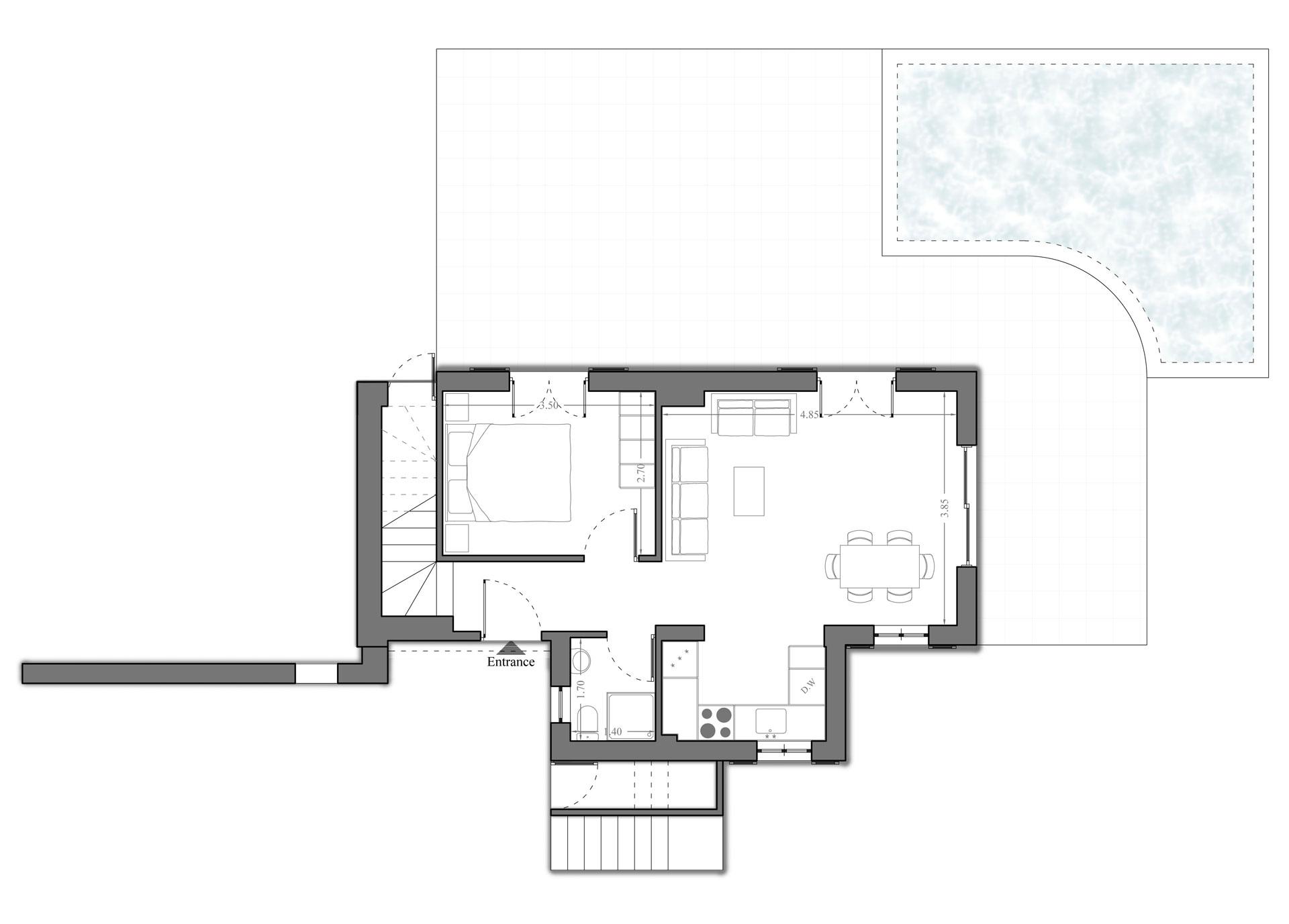 Villa Apoi Groun Floor