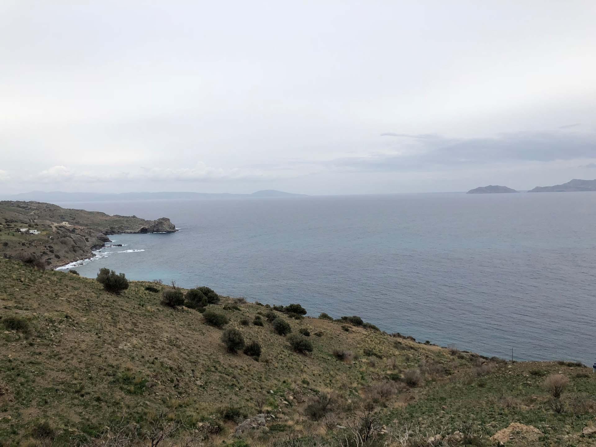 Agios Pavlos Seafront