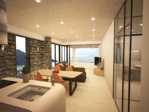livingroom Plakias hotel Rethymno