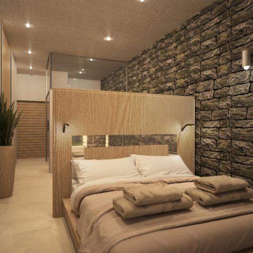 guestroom Plakias hotel Rethymno