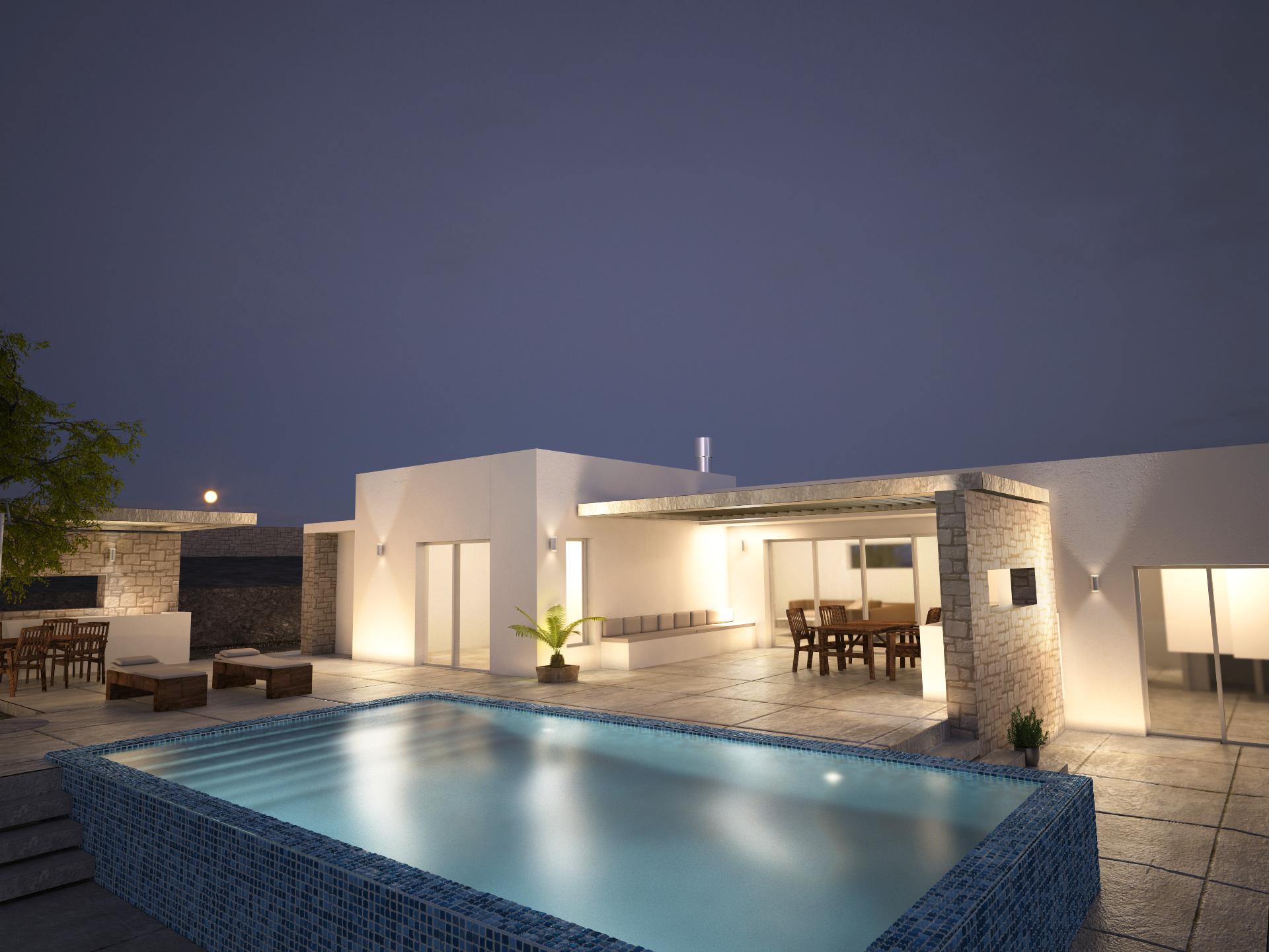 villa Amnatos
